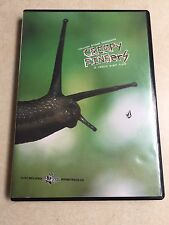 Volcom Stone Creepy Fingers DVD Surfing Movie Surf + Soundtrack Hawaii Irons