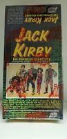 Jack Kirby Unpublished Archives Trading Card Box 1994