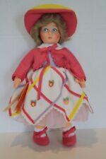 "14"" 1985 Lenci Princess Diana Commemorative Doll, MINT Condition"