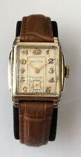 Antique Vintage Hamilton 10k Watch 17 Jewels Cal. 987 E Gold Filled Classic