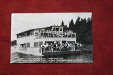Twin Screw River Boat Tahquamenon, Newberry Michigan Postcard - Real Photo RPPC