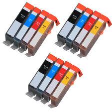 12 PK Value Ink Cartridge Combo for HP 564XL Photosmart 6510 6512 6515 6520 6525