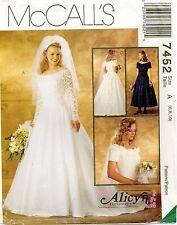 McCall Wedding Dress Sewing Patterns | eBay
