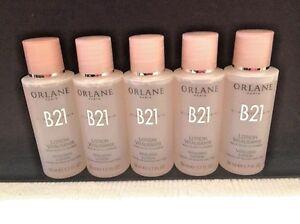 ORLANE B21 OLIGO VITAMIN VITALIZING LOTION - LOT OF 5 - 1.7 oz ea.