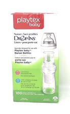 Playtex Baby Drop-Ins Disposable Liners 8-10 Oz 100 Each BPA Free