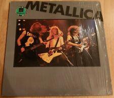 Metallica - An Interview With Lars Ulrich - Translucent Red Vinyl LP