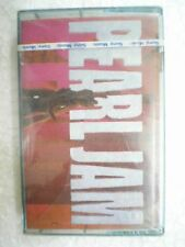 PEARL JAM PEARL JAM TEN CASSETTE INDIA ED. NEW mar 2001