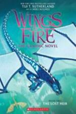 Wings of Fire Graphic Novel Book 2 The Lost Heir by Tui T. Sutherland