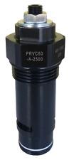 Cartridge Relief Valve Interchangeable w/ Parker® RP60-A-2500 adj, 8650393.
