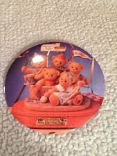 Cherished Teddies Club 5 Year Button/Pin
