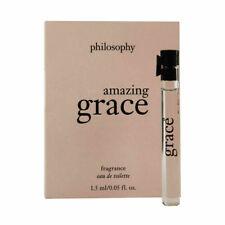 Philosophy Amazing Grace Fragrance Eau De Toilette 0.05 OZ / Travel size Sample
