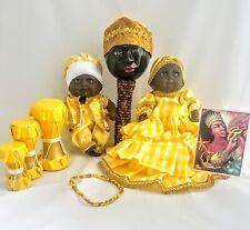 Oshun, Shango Muneco, ilde, Maraca, santeria, yoruba, Orisha, santo, ashe, Yawo