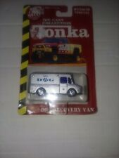 Tonka Die Cast Collection 1999 Dog Recovery Van New Free US Shipping