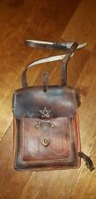 WWII IMPERIAL JAPANESE ARMY OFFICERS BAG SAMURAI SWORD ANTIQUE OLD COLLECTIBLE