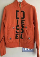 Diesel Boys Sweatshirt Size M. Orange. Used