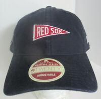Boston Red Sox Hat New Era 9Twenty MLB Baseball Strapback Prefade Cap