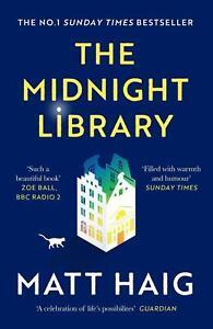 The Midnight Library Paperback 18 Feb. 2021 By Matt Haig