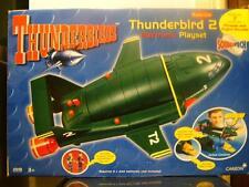 5 4 3 2 1 RARE CLASSIC SUPERSIZE  THUNDERBIRD 2 & 4 + FIGURE,OLD SHAPE BNIB