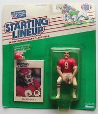 1988 ROOKIE STARTING LINEUP - SLU - NFL - BILL KENNEY - KANSAS CITY CHIEFS