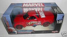 Maisto Marvel Spider-Man Chevrolet SSR Concept - New NIB RARE Scale 1:25