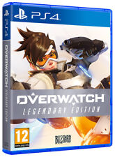 Overwatch Legendary Edition PS4 Playstation 4 IT IMPORT ACTIVISION BLIZZARD