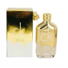 Ck One Gold Perfume EDT By CALVIN KLEIN 3.4 oz Eau De Toilette SPRAY UNISEX
