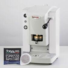 Macchina da Caffè FABER SLOT PLAST a Cialde Carta ESE 44mm + 50 Cialde Toraldo