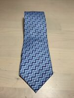 Guaranteed Authentic HERMES Silk Paris Necktie - MADE IN FRANCE 100% 60 X 3.25
