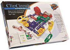 Heebie Jeebies ClipCircuit Clip Circuit Advanced Lab 180 Electronic Experiments
