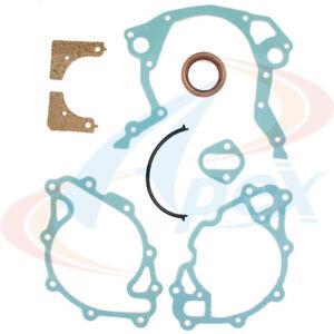 Engine Timing Cover Gasket Set-VIN: H Apex Automobile Parts ATC4850