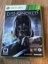 Dishonored (Microsoft Xbox 360, 2012) Cib Game H3