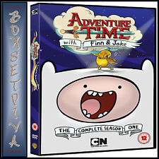 ADVENTURE TIME - COMPLETE SEASON 1 **BRAND NEW DVD **