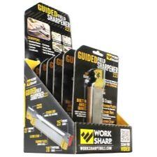 Work Sharp WSGFS221-6  Guided Field Drill Bit Sharpener - 6 Pack Displayer