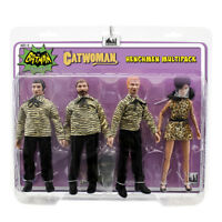 Batman Classic TV Series Action Figures: The Catwoman Henchman Four-Pack
