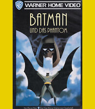 BATMAN UND DAS PHANTOM Bruce Wayne VHS Eric Radomski NO DVD Phantasm ANIME