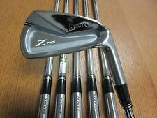 Used SRIXON Golf JAPAN Z745 FORGED 5-PW iron set Dynamic Gold DST S200 Stiff Men