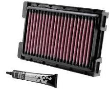 K&N AIR FILTER FOR HONDA CBR250R 2011-2013 HA-2511