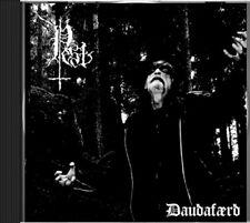 """PEST """"Dauðafærð"""" MAYHEM DARKTHRONE Swedish Black Metal"""