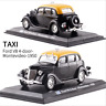 Uruguay Ford V8 4-door Montevideo Taxi 1950 1/43 Diecast Model