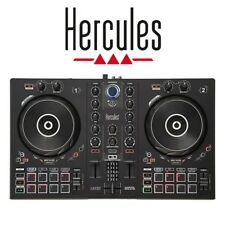 Hercules DJ Control Inpulse 300 USB 2-Channel DJ Controller with RGB Pads