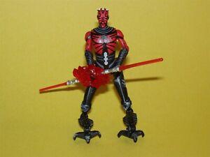 Star Wars TCW Darth Maul Returns Darth Maul Cyborg Loose