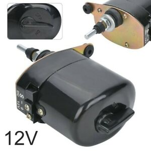 Sale 12V Universal Windscreen Windshield Wiper Motor Fit for Willys Jeep Tractor