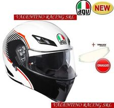 CASCO MODULARE AGV COMPACT ST MULTI VERMONT WHITE BLACK RED MIS. XL
