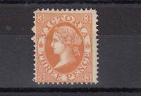 Australia Victoria QV 1901 3d SG389 Mint MH Gum J1177