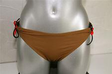 traje de baño medias bikini marrón ERES salio gcho T 44 NUEVO CON ETIQUETA V