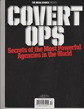 COVERT OPS Magazine 2014, Secrets of the Most Powerful Agencies in the World.
