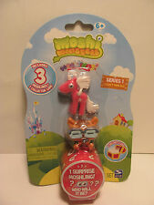 Moshi Monsters Series 1 # 24 Angel and # 77 Waldo  and Surprise    *New*