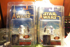 Star Wars R2D2 Attack Clones Variant AOTC Figure Package Missing Left Centipede