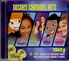 Disney Channel Hits Take 1 2CD Classic Greatest Disney Soundtracks HILLARY DUFF