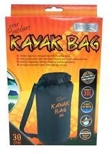 Boyz Toys RY729 Waterproof Kayak Beach Watersport Carry Bag Holdall 30l - Black